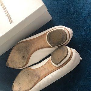 Nicholas Kirkwood Shoes - Nicholas Kirkwood Beya Loafers White